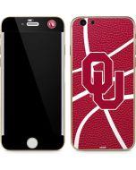 Oklahoma Sooners Basketball iPhone 6/6s Skin