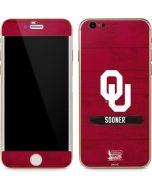 Oklahoma Sooners iPhone 6/6s Skin