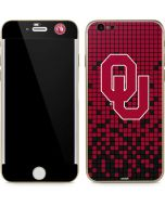 Oklahoma Sooners Red Digi iPhone 6/6s Skin