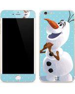 Olaf Polka Dots iPhone 6/6s Plus Skin