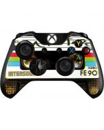Old Mixtape Xbox One Controller Skin