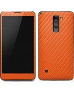 Orange Carbon Fiber Stylo 2 Skin