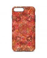 Orange Zen iPhone 7 Plus Pro Case