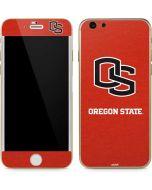 Oregon State Orange iPhone 6/6s Skin