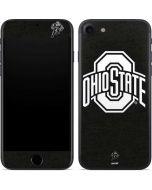 OSU Ohio State Black iPhone 7 Skin