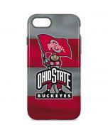 OSU Ohio State Buckeyes Flag iPhone 7 Pro Case