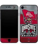OSU Ohio State Buckeyes Flag iPhone 7 Skin