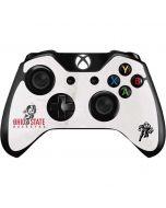 OSU Ohio State Buckeyes Light Grey Xbox One Controller Skin