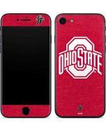 OSU Ohio State Buckeyes Red Logo iPhone 7 Skin