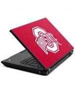 OSU Ohio State Buckeyes Red Logo T440s Skin
