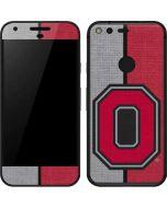 OSU Ohio State Buckeyes Split Google Pixel Skin