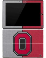 OSU Ohio State Buckeyes Split Surface 3 Skin