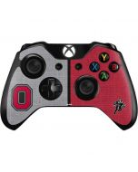 OSU Ohio State Buckeyes Split Xbox One Controller Skin
