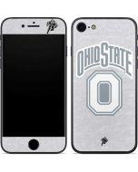 OSU Ohio State Faded iPhone 7 Skin