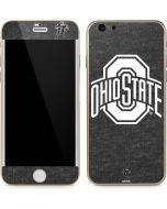 OSU Ohio State Grey iPhone 6/6s Skin