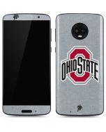 OSU Ohio State Logo Moto G6 Skin