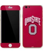 OSU Ohio State O iPhone 6/6s Skin