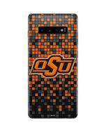 OSU Oklahoma State Digi Galaxy S10 Plus Skin