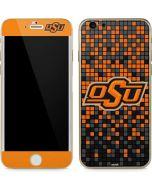 OSU Oklahoma State Digi iPhone 6/6s Skin