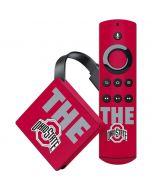 OSU The Ohio State Buckeyes Amazon Fire TV Skin