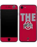OSU The Ohio State Buckeyes iPhone 7 Skin