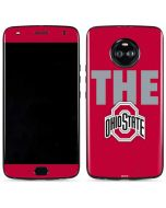 OSU The Ohio State Buckeyes Moto X4 Skin