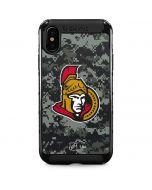 Ottawa Senators Camo iPhone XS Max Cargo Case