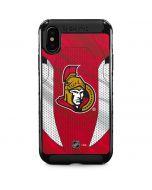 Ottawa Senators Home Jersey iPhone XS Max Cargo Case