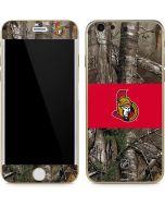 Ottawa Senators Realtree Xtra Camo iPhone 6/6s Skin