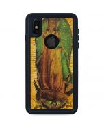 Our Lady of Guadalupe Mosaic iPhone XS Waterproof Case