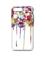 Painted Flowers iPhone 7 Plus Pro Case