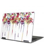 Painted Flowers Yoga 710 14in Skin