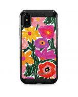 Painterly Garden iPhone XS Max Cargo Case