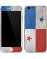 Panama Flag Distressed iPhone 6/6s Skin
