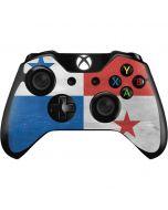Panama Flag Distressed Xbox One Controller Skin
