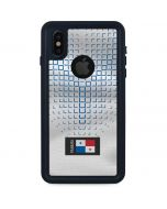 Panama Soccer Flag iPhone X Waterproof Case