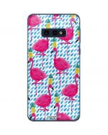 Party Flamingos Galaxy S10e Skin