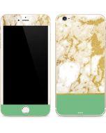 Pastel Marble iPhone 6/6s Plus Skin