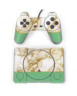 Pastel Marble PlayStation Classic Bundle Skin
