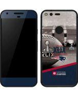 Patriots Super Bowl XLIX Champs Google Pixel Skin