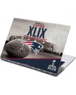 Patriots Super Bowl XLIX Champs Yoga 910 2-in-1 14in Touch-Screen Skin