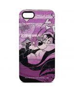 Pepe Le Pew Purple Romance iPhone 5/5s/SE Pro Case
