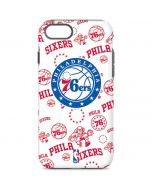 Philadelphia 76ers Blast iPhone 8 Pro Case