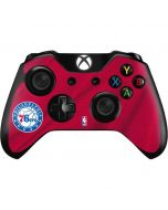 Philadelphia 76ers Jersey Xbox One Controller Skin