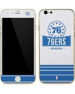 Philadelphia 76ers Static iPhone 6/6s Skin