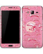 Philadelphia Eagles - Blast Pink Galaxy J3 Skin