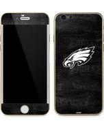 Philadelphia Eagles Black & White iPhone 6/6s Skin