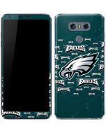 Philadelphia Eagles Blast LG G6 Skin