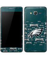 Philadelphia Eagles Blast Galaxy Grand Prime Skin