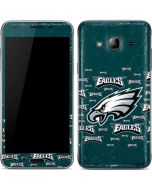 Philadelphia Eagles Blast Galaxy J3 Skin